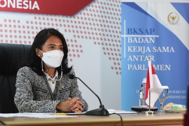 KTT Pemuda G20, Puteri Komarudin Perjuangkan Inklusivitas Isu Keuangan dan Pendidikan Digital
