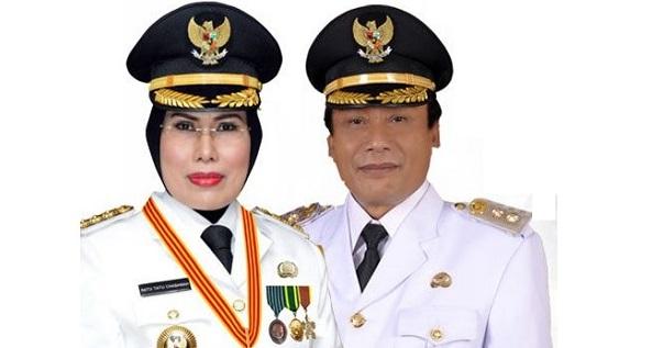 Quick Count LSI Denny JA, Ratu Tatu-Pandji Unggul 61,88 Persen di Pilbup Serang