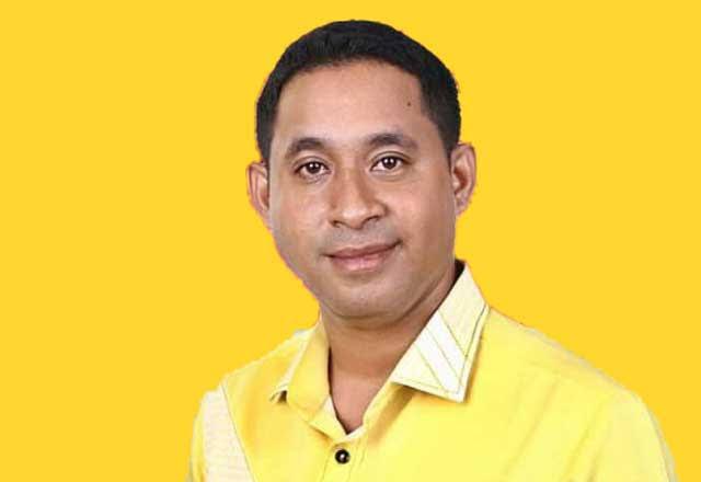 Dedikasi Yohanis Manibuy Untuk Partai Golkar Teluk Bintuni