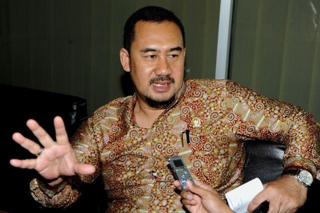 Belum Ada Survei Resmi, Deding Ishak Nilai Penetapan Nama Cabup Bandung Dari Golkar Hanya Rumor