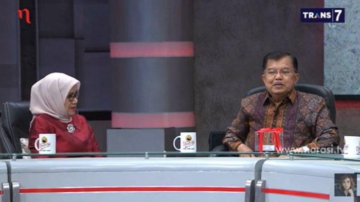 Jusuf Kalla Bandingkan Pengalaman Jadi Wapres SBY dan Jokowi