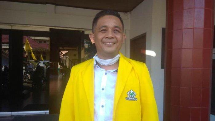 Akhirnya, Cek Endra Keluarkan SK Pengurus Golkar Kota Jambi Untuk Budi Setiawan