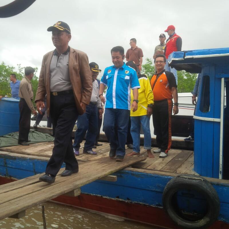 Golkar Daulat Adi Sukemi Jadi Ketua DPRD Pelalawan