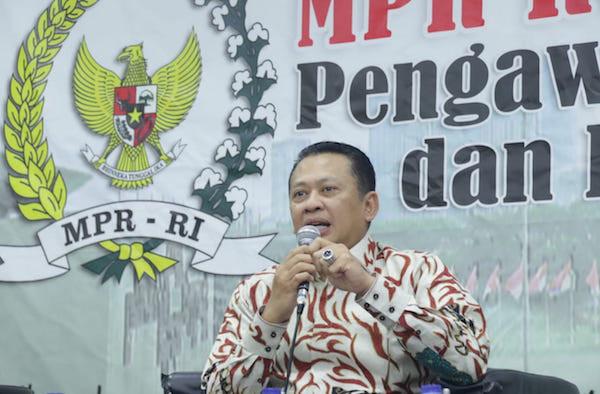 Hindari Resiko Gelombang Infeksi Corona, Bamsoet Minta Jakarta Lockdown