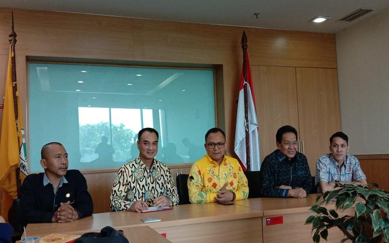 Fraksi Golkar DPRD DKI Tak Masalah Cawagub Riza Patria Pernah Jadi Terdakwa Kasus Korupsi