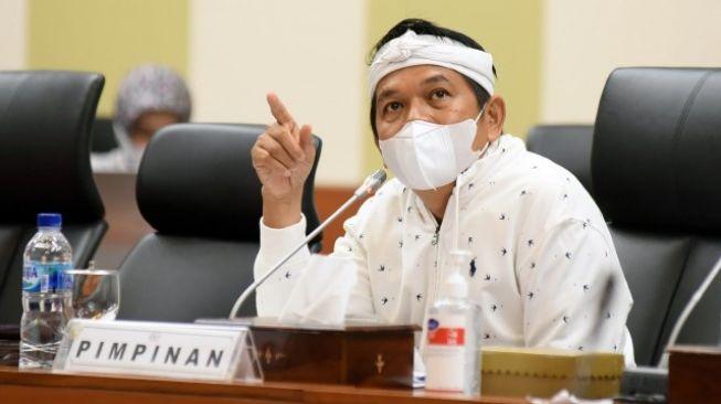Dedi Mulyadi Ingatkan Lembaga Survei Setop Dulu Pembahasan Capres Di Tengah Pandemi COVID-19