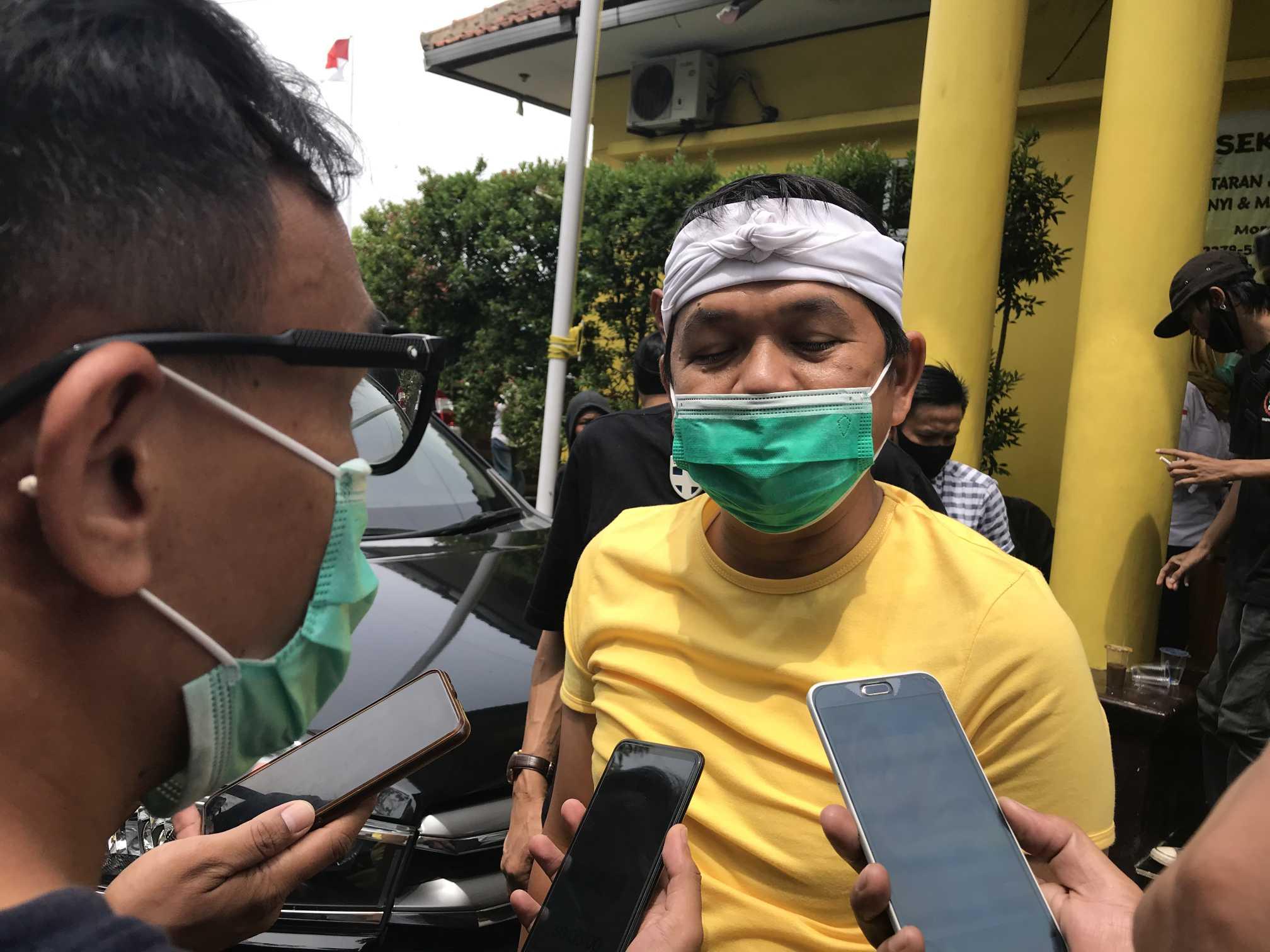 Sambangi Golkar Cianjur, Ini Pesan Dedi Mulyadi Untuk Tb Mulyana Syahrudin
