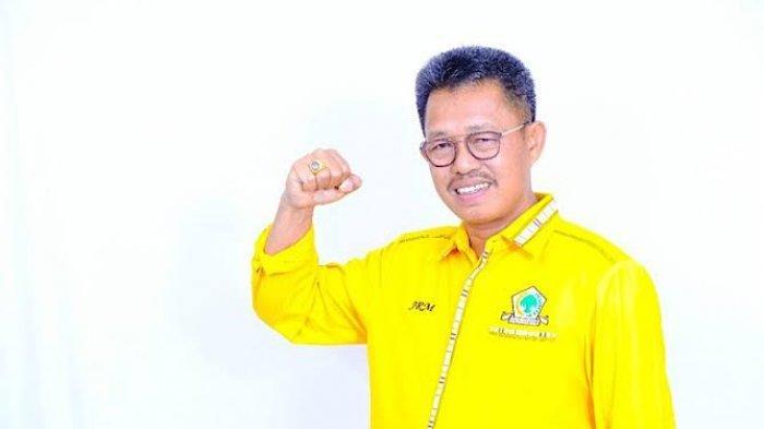 Ingin Partai Tetap Jaya, John Rende Mangontan Siap Pimpin Golkar Kabupaten Toraja