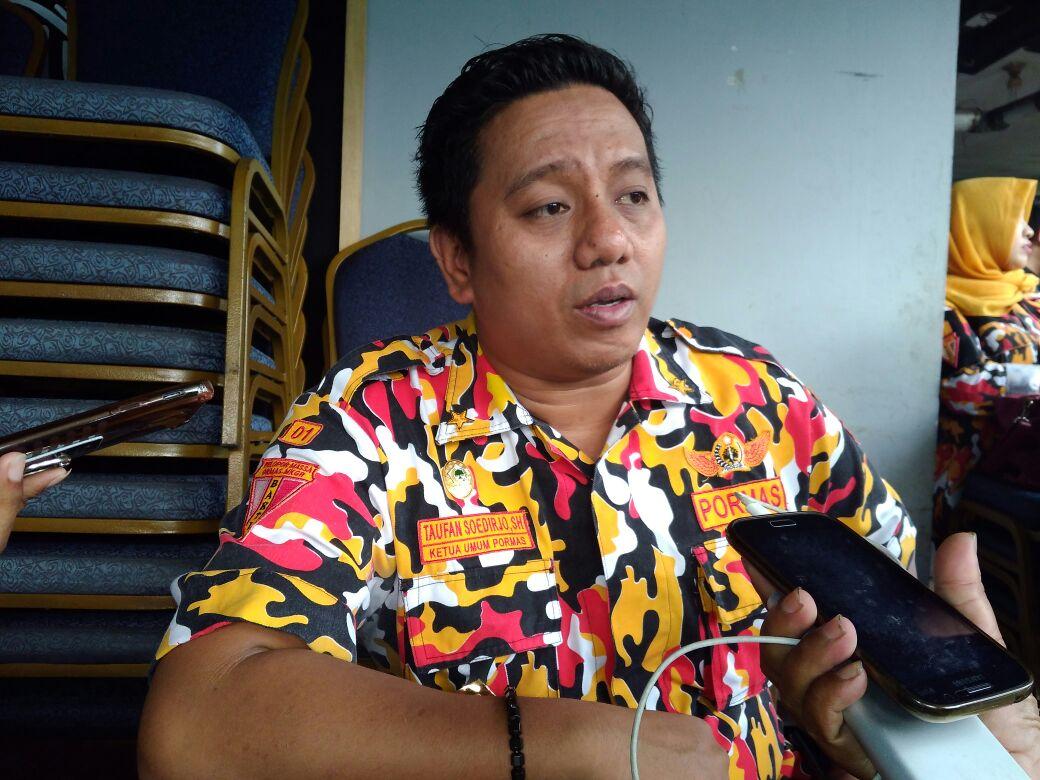 Sukseskan Mubes, Pormas MKGR Solid Ajukan Adies Kadir Ketua Umum dan Airlangga Capres 2024