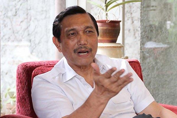 Luhut Pandjaitan Perintahkan Menteri Edhy Prabowo Bangun Pangkalan Nelayan di Natuna