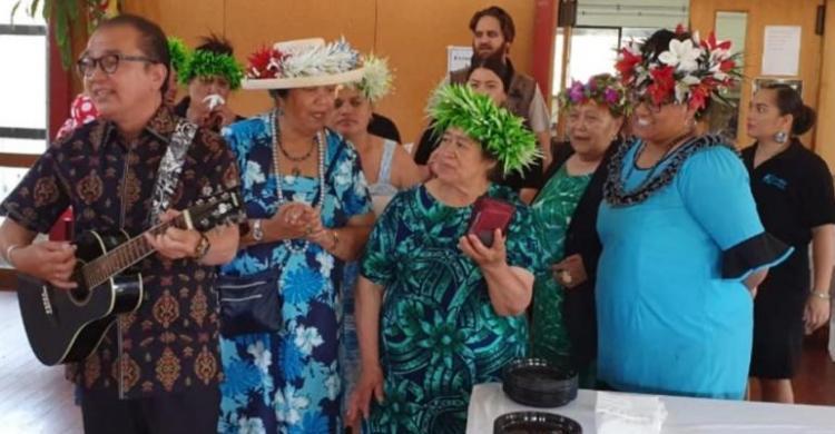 Wakili Suku Maori, Tantowi Yahya Didaulat Jadi Tuan Rumah Bagi Delegasi Wantimpres RI
