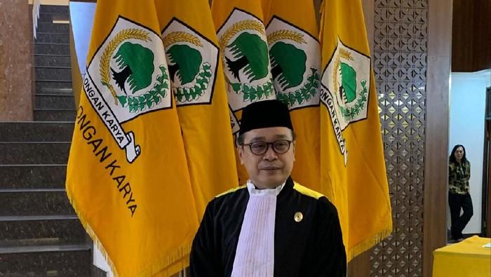 Dinilai Cacat Tanpa Mandat, Mahkamah Partai Minta Musda Golkar Sumut Diulang