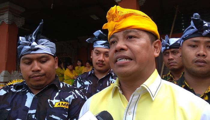 Wayan Suyasa Terpilih Aklamasi Pimpin Golkar Badung