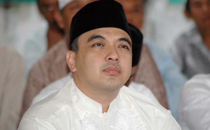 Bupati Ahmed Zaki Iskandar Minta Wagub DKI Riza Patria Tak Permasalahkan Asal Domisili Pasien COVID-19