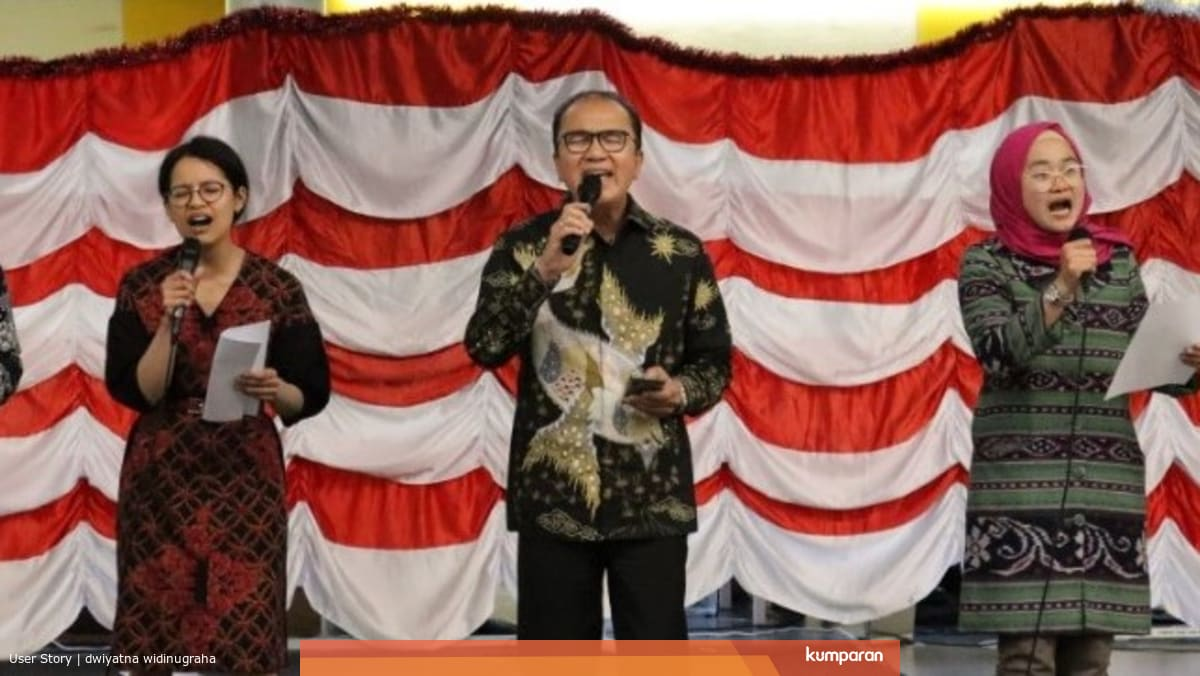 Meriahkan Indonesia Night di Wellington, Tantowi Yahya Rekrut Diplomat Bentuk The Brafax