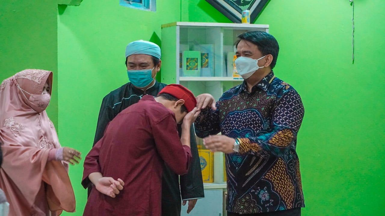 Golkar Kepri Berbagi Suka Cita, Berlebaran Bersama Yatim Piatu di Tanjungpinang