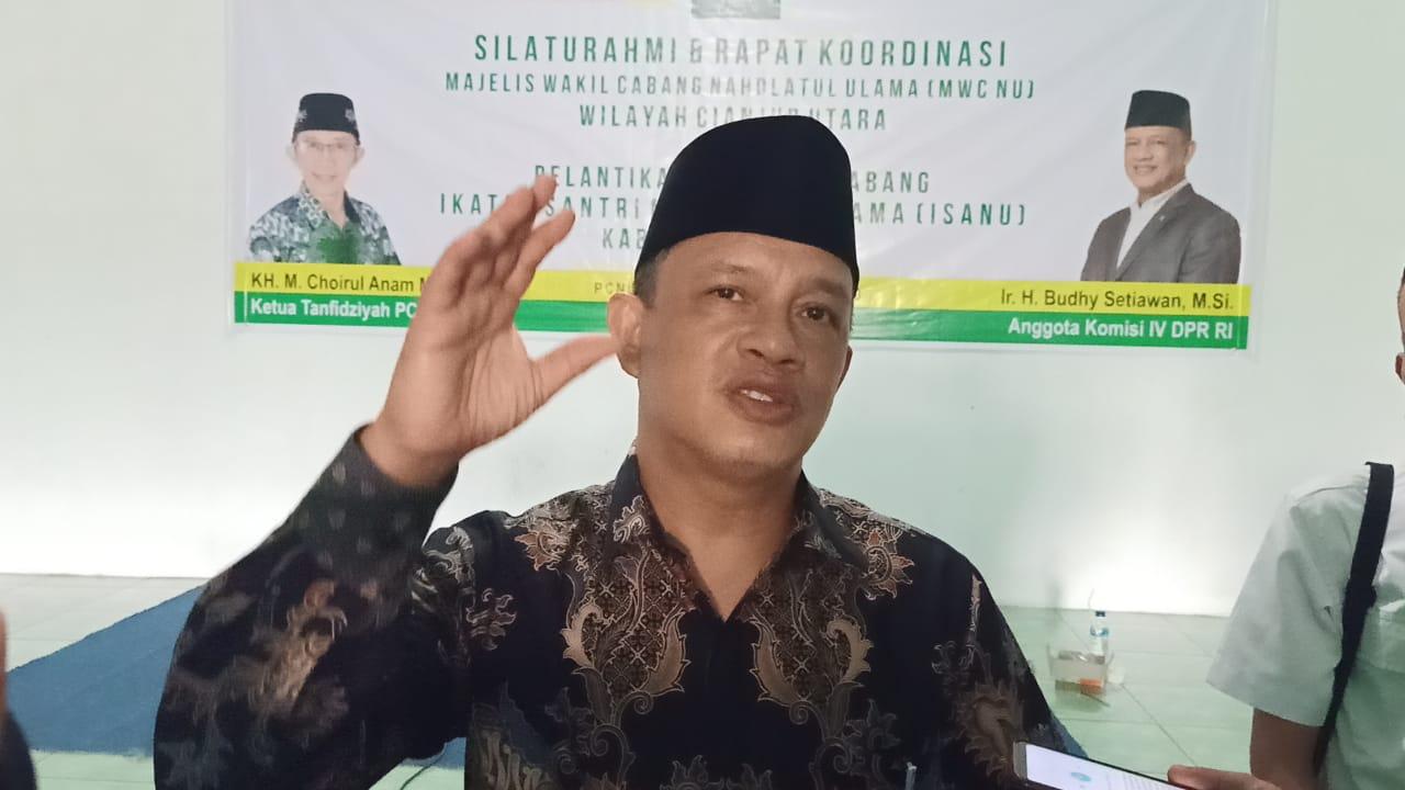 Berdayakan Ekonomi Wartawan Cianjur, Budhy Setiawan Inisiasi Pembentukan Koperasi