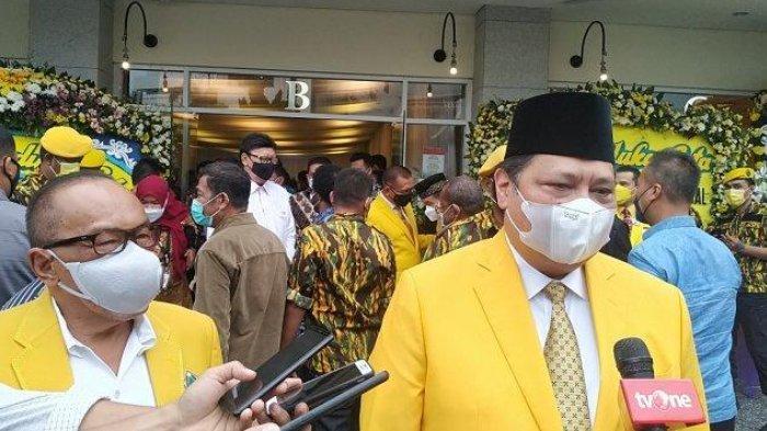 Ketua Golkar Papua Klemen Tinal Meninggal, Airlangga: Partai Kehilangan Putera Terbaiknya