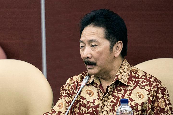Sekretaris Dewan Etik DPP Golkar, Rully Chairul Azwar: Nasib James Arthur Kojongian di Tangan Airlangga