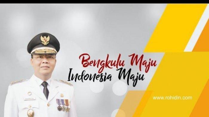 Mengenal Rohidin Mersyah, Politisi Golkar Calon Gubernur Bengkulu Terpilih