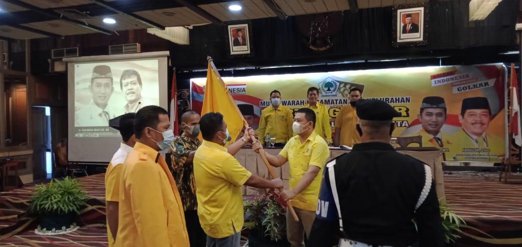 Dinilai Berhasil, Andi Irfan Terpilih Kembali Sebagai Ketua PTK Golkar Balikpapan Kota