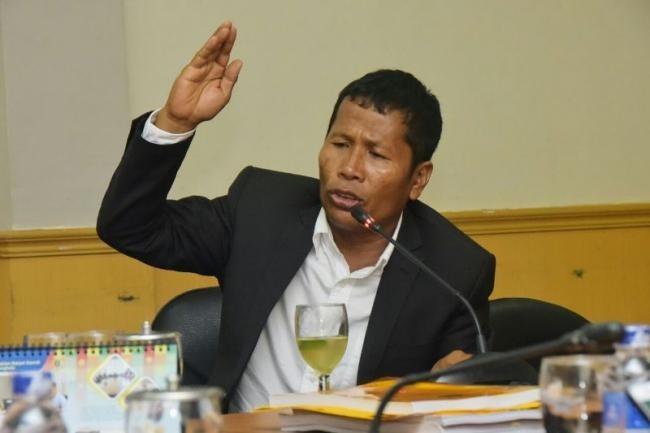 Indra Gunawan Eet Harap Syamsuar Angkat Andi Rachman Jadi Ketua Dewan Penasehat