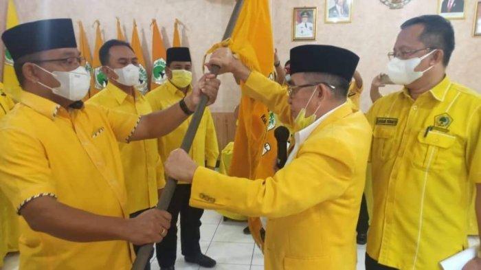 Beni Raharjo Terpilih Aklamasi Pimpin Golkar Lampung Selatan