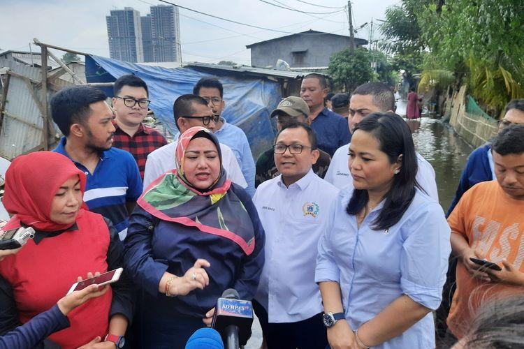 Basri Baco Usulkan Potong 10 Persen Gaji PNS dan SKPD DKI Untuk Korban Banjir