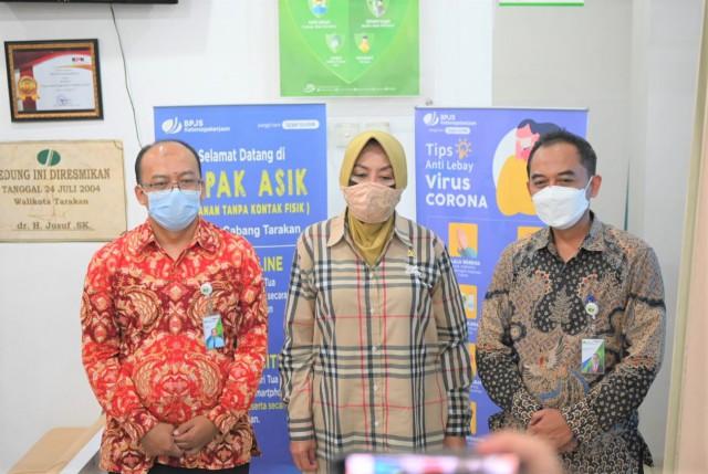 Wenny Haryanto Minta BPJS Ketenagakerjaan Masif dan Intensif Sosialisasikan Manfaat Program