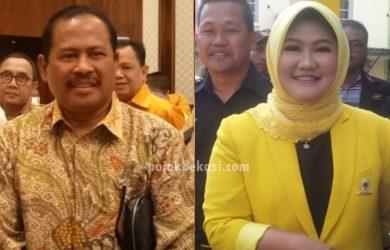 Calon Wakil Bupati Bekasi, Antara Ahmad Marjuki dan Tuti Yasin