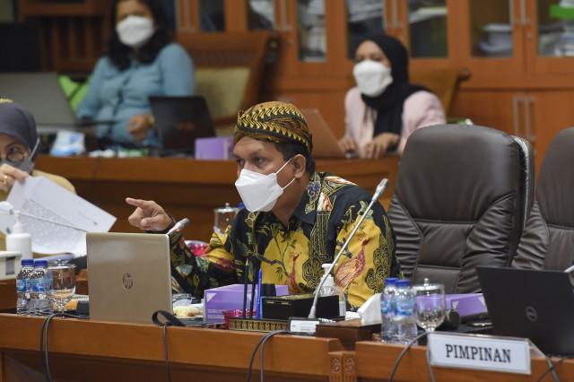 Melki Laka Lena Sarankan 127 WN India Yang Masuk Indonesia Diisolasi di Pulau Khusus