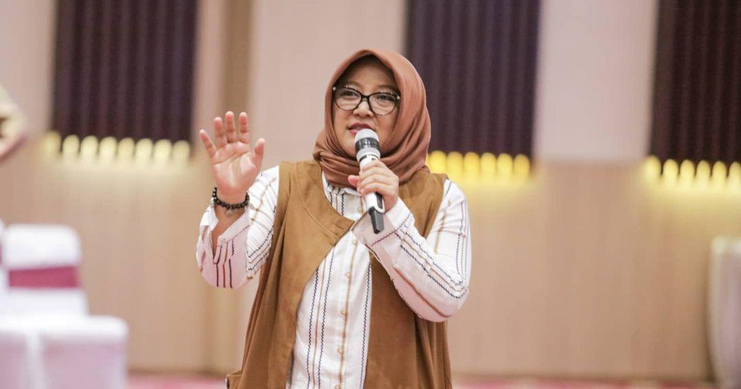 Mengenal Kurnia Agustina, Calon Bupati Jagoan Golkar di Pilkada Kabupaten Bandung