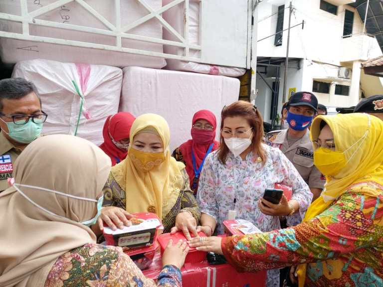 Idah Syahidah Pantau Pola Koordinasi Penanggulangan Bencana di Kabupaten Cianjur