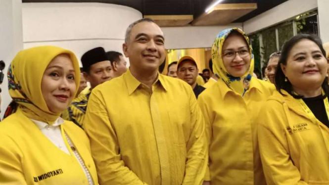 Terpilih Pimpin Golkar DKI Jakarta, DPP Dorong Ahmed Zaki Iskandar Maju di Pilgub 2022