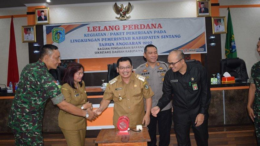 Fransiskus Ason Ungkap Perbaikan Ruas Jalan Provinsi di Sanggau Dikebut Awal Tahun 2020
