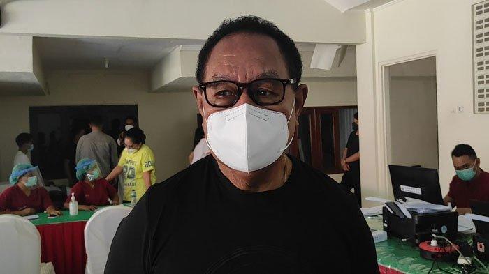 Wagub Josef Nae Soi Minta Para Bupati Inovatif Percepat Vaksin di Seluruh NTT