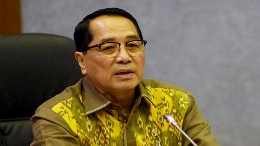 Firman Soebagyo Tegaskan Menekan Jokowi Terbitkan Perppu KPK Itu Inkonstitusional