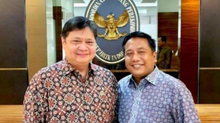 Duh! Ketua Golkar Kepri Akhmad Ma'ruf Maulana Diamuk Ketua Perindo Kepri Jadi Rajagukguk