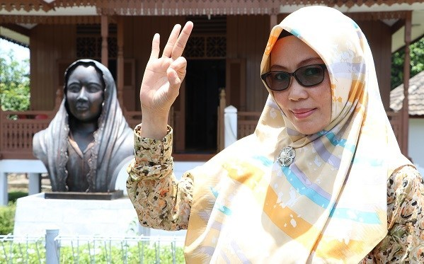 Bengkulu Jadi Zona Merah Corona, Alisya Fianne Janne Angkat Bicara