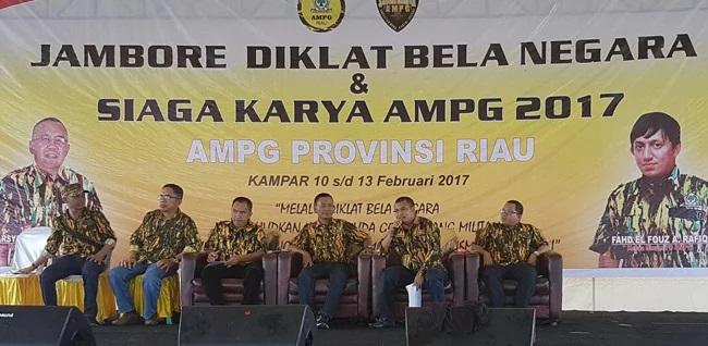 Tingkatkan Citra Positif, Nursyam Halid Jagokan Azis Syamsuddin Jadi Ketua DPR
