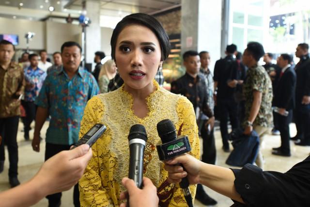Puteri Komarudin Harap RUU Omnibus Law Dibahas Secara Transparan, Inklusif dan Partisipatif