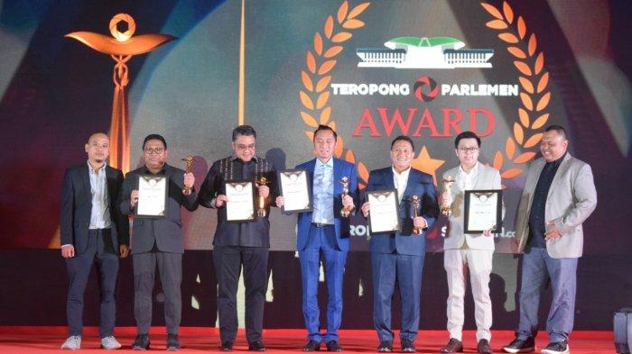Sabet Penghargaan Making News Person, Bambang Patijaya Sadari Peran Penting Media
