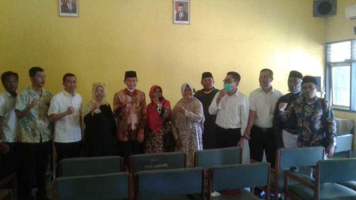 Resmi Jadi Kader, Muhammad Nursiah Siap Menangkan Pilkada dan Besarkan Golkar Loteng