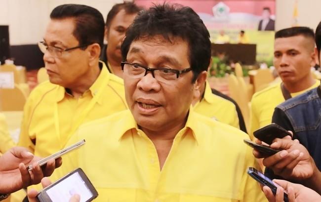 Ridwan Bae Ingin Rehat Dari Jabatan Ketua Golkar Sultra