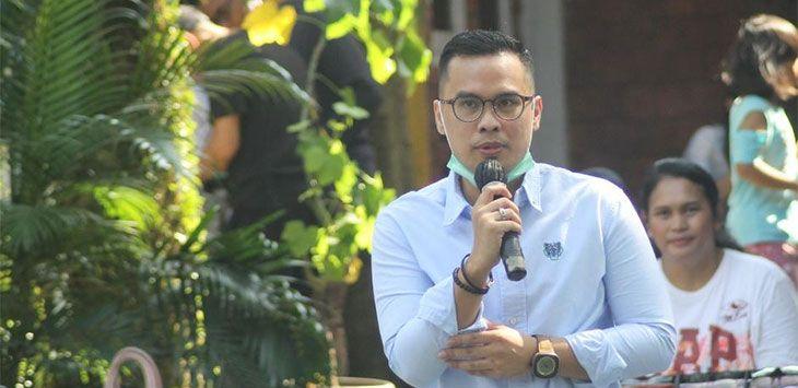 Pilar Saga Ichsan Siap Adu Gagasan Dengan Paslon Lain di Pilkada Tangsel