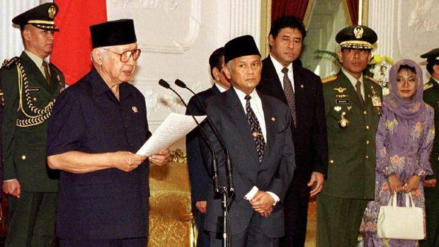 Kisah Nestapa Soeharto, Jalani Hari-Hari Terakhir Di Istana Kesepian Tanpa Orang-Orang Terdekat