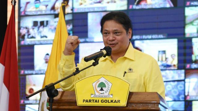 SMRC Ungkap 3 Faktor Penting Dorong Kenaikan Elektabilitas Partai Golkar