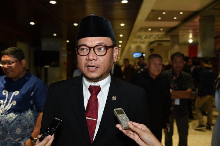 Tanggapi Usul Lockdown Parsial, Ace Hasan Pilih Disiplin Dengan Social Distancing