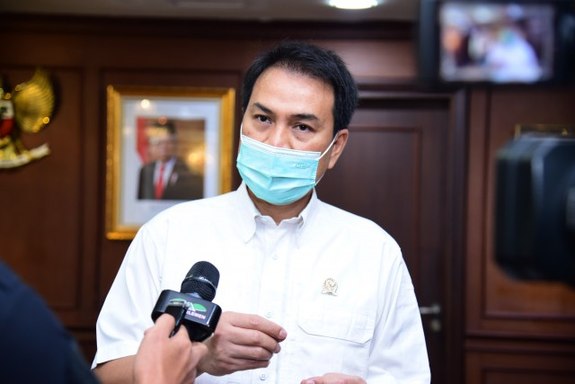 Azis Syamsuddin Puji Inisiatif KPU Siapkan Skema Simulasi Pemilu Serentak 2024