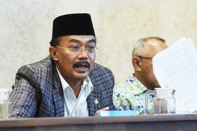 Agung Widyantoro Tegaskan Fraksi Golkar Dukung Penuh Perjuangan Honorer K2 Jadi CPNS